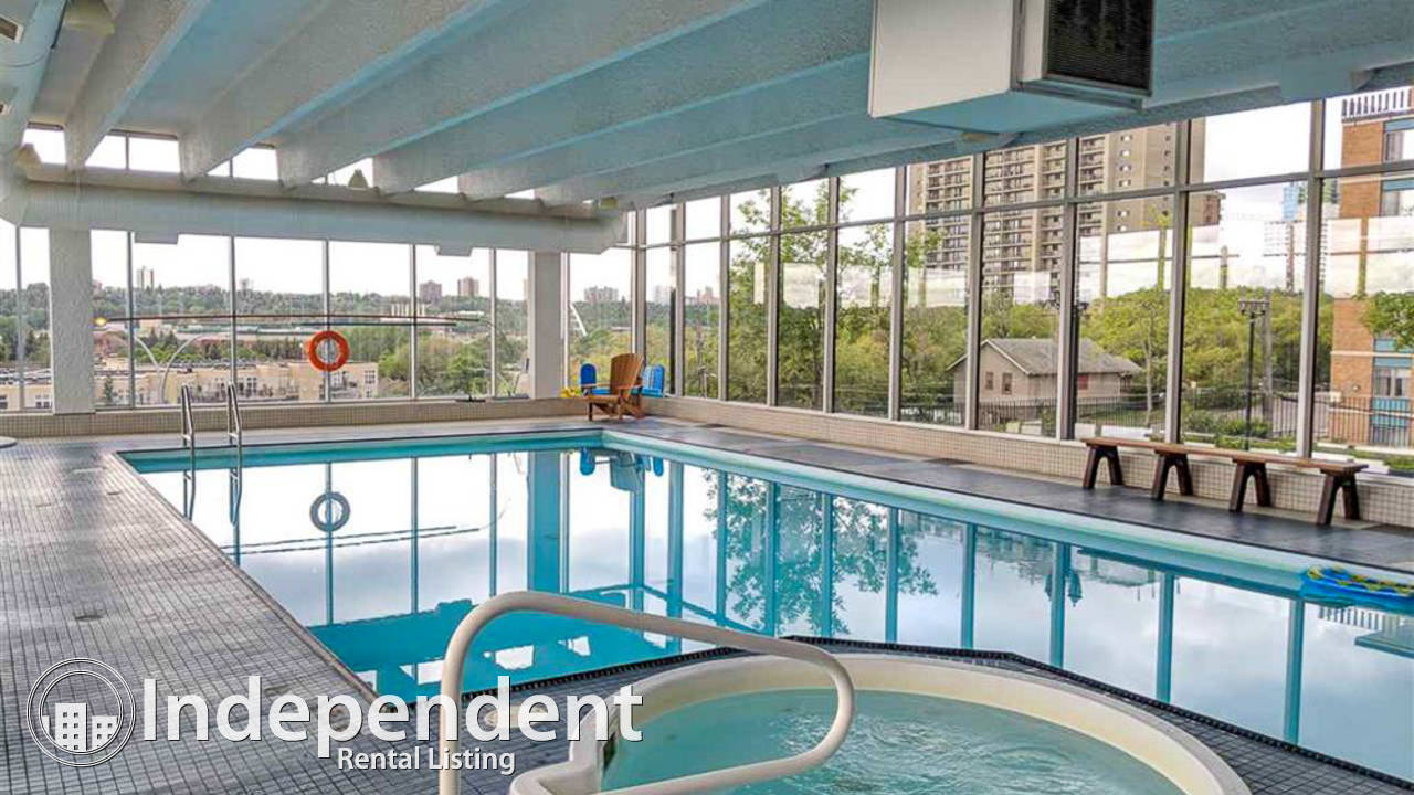 1 Bedroom Condo for Rent in Downtown: Pet Friendly