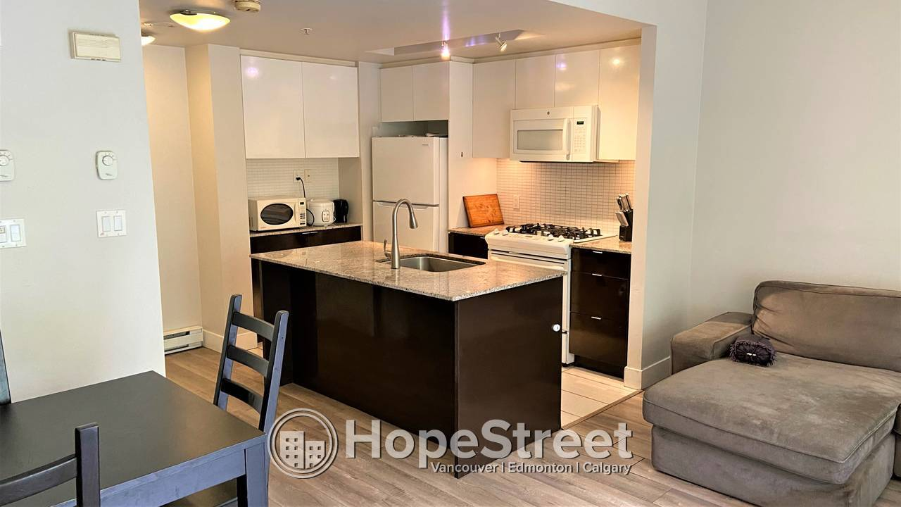 Furnished 2 Bedroom Townhouse for Rent in Burnaby: Pet Friendly!