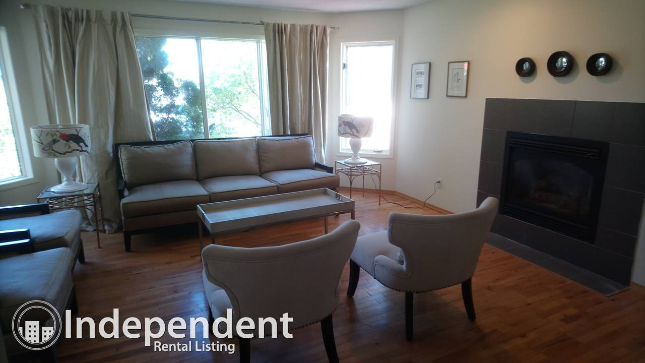 Fully furnished in Marda Loop!