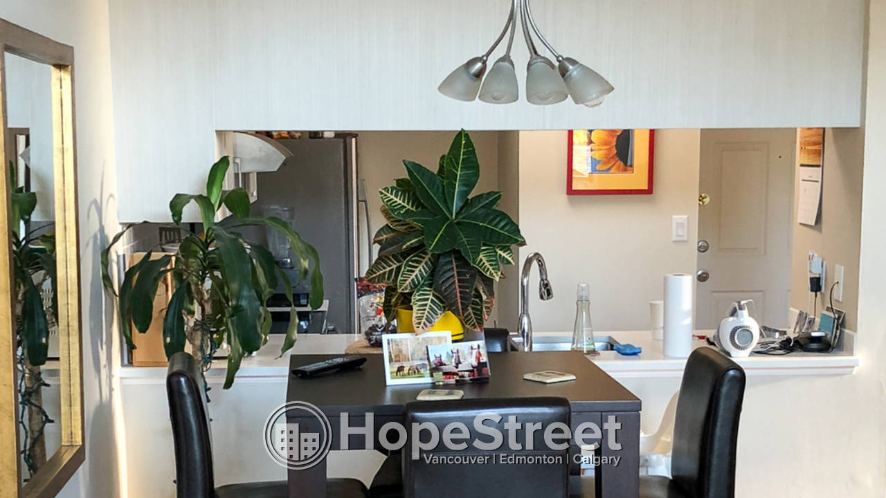 Furnished 1 Bedroom Condo for Rent in Fairview