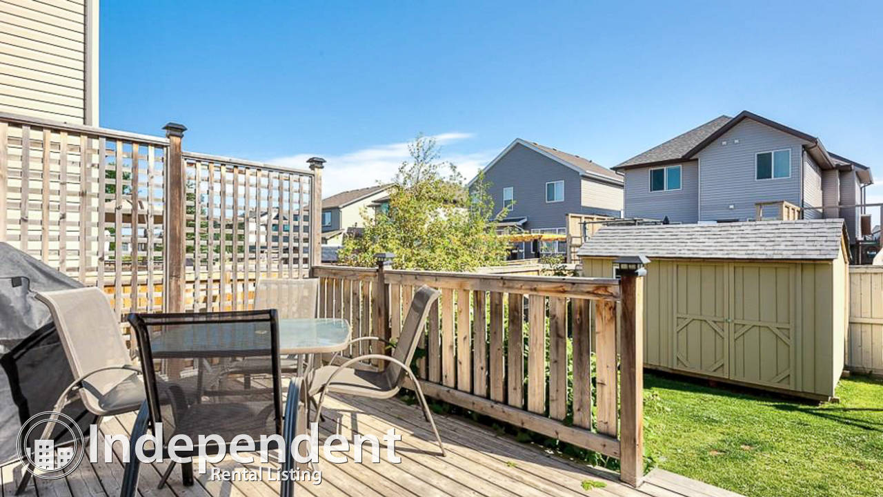 6 Bedroom House for Rent in Airdrie