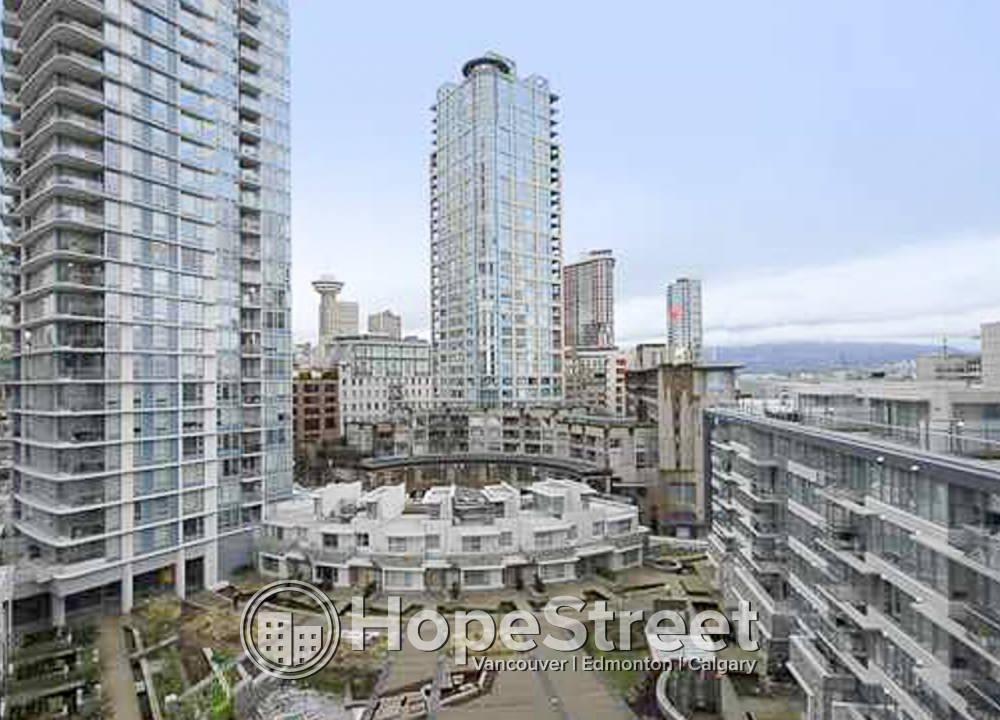 2807 - 689 Abbott Street West, Vancouver, BC - $3,200