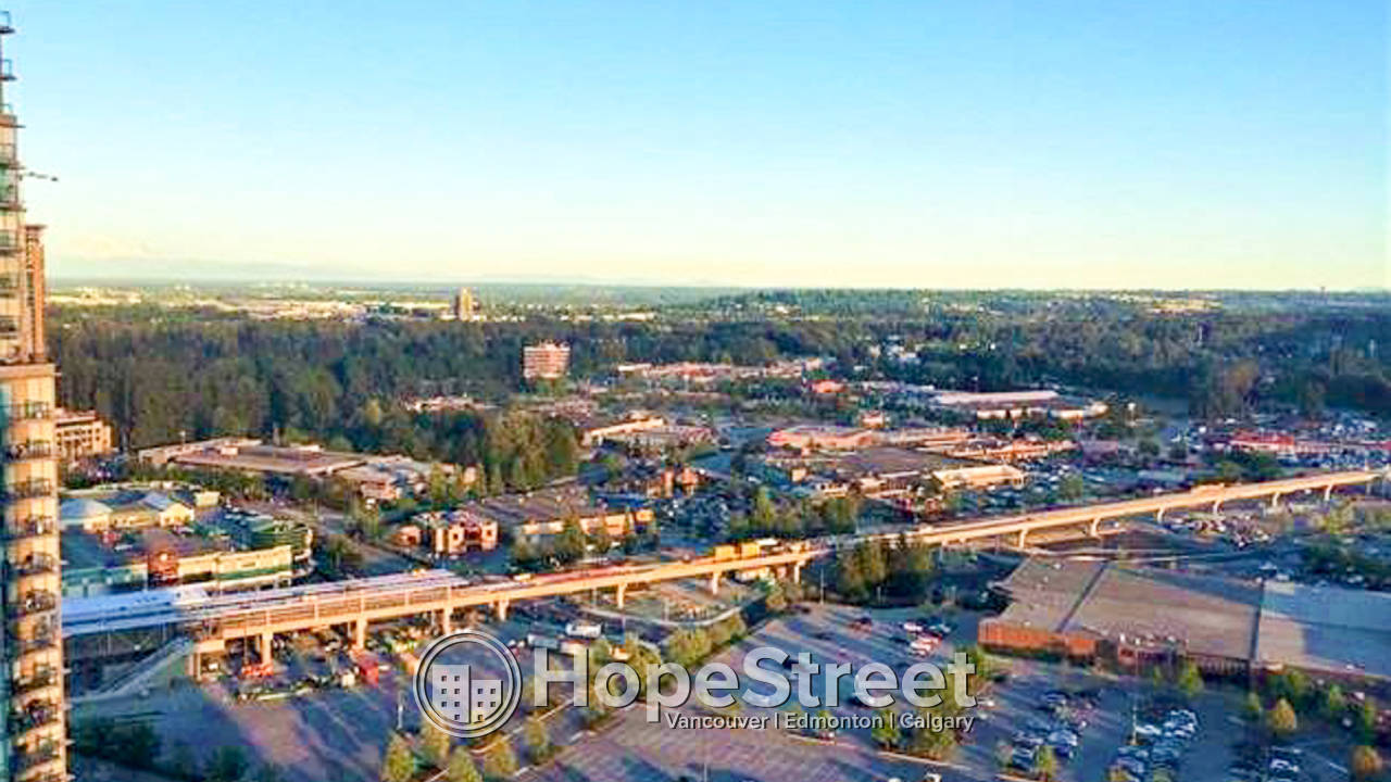 Furnished 2 Bedroom Condo for Rent in Coquitlam