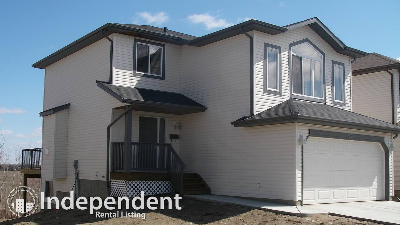Large 2 Story Home in Spruce Grove with Walkout Basement