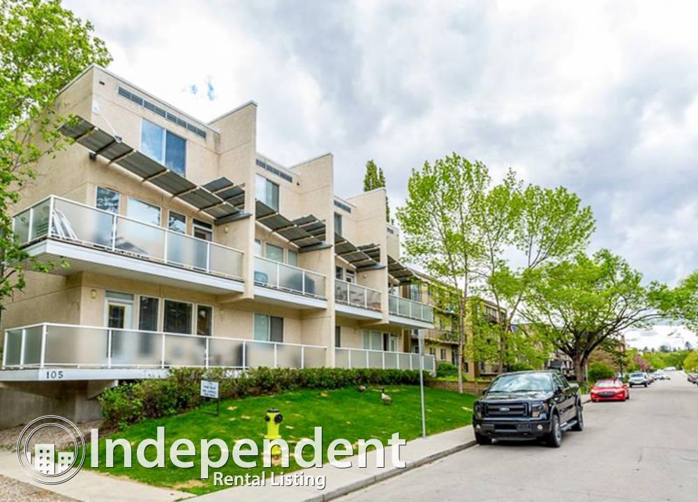 1 - 109 24 Avenue SW, Calgary, AB - $2,000