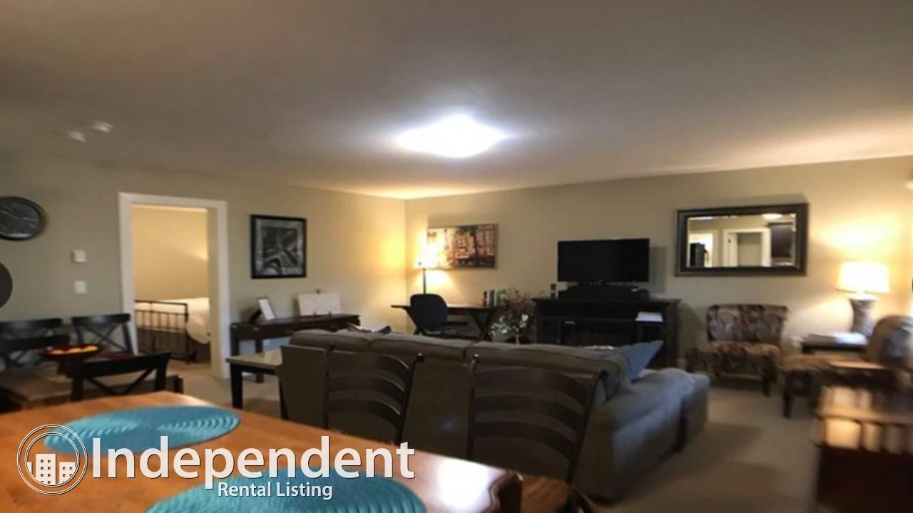 Furnished 2 Bedroom Suite On Burke Mountain