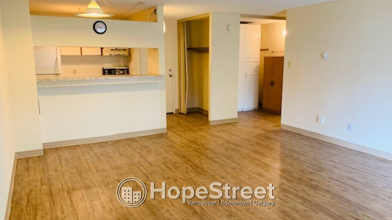 Centrally Located 1 Bedroom Condo in Downtown