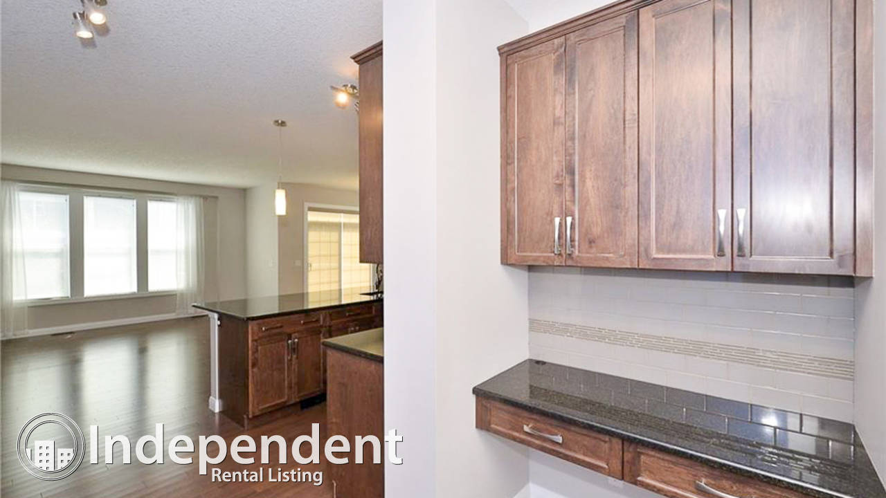 3 Bedroom House for Rent in Chestermere
