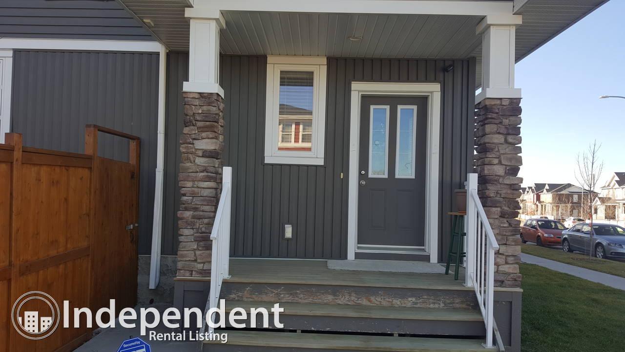 Lovely House for Rent in Redstone Ave, NE