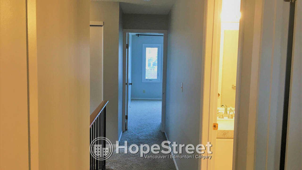 3 Bedroom Duplex for Rent in Millrise: Pets Negotiable