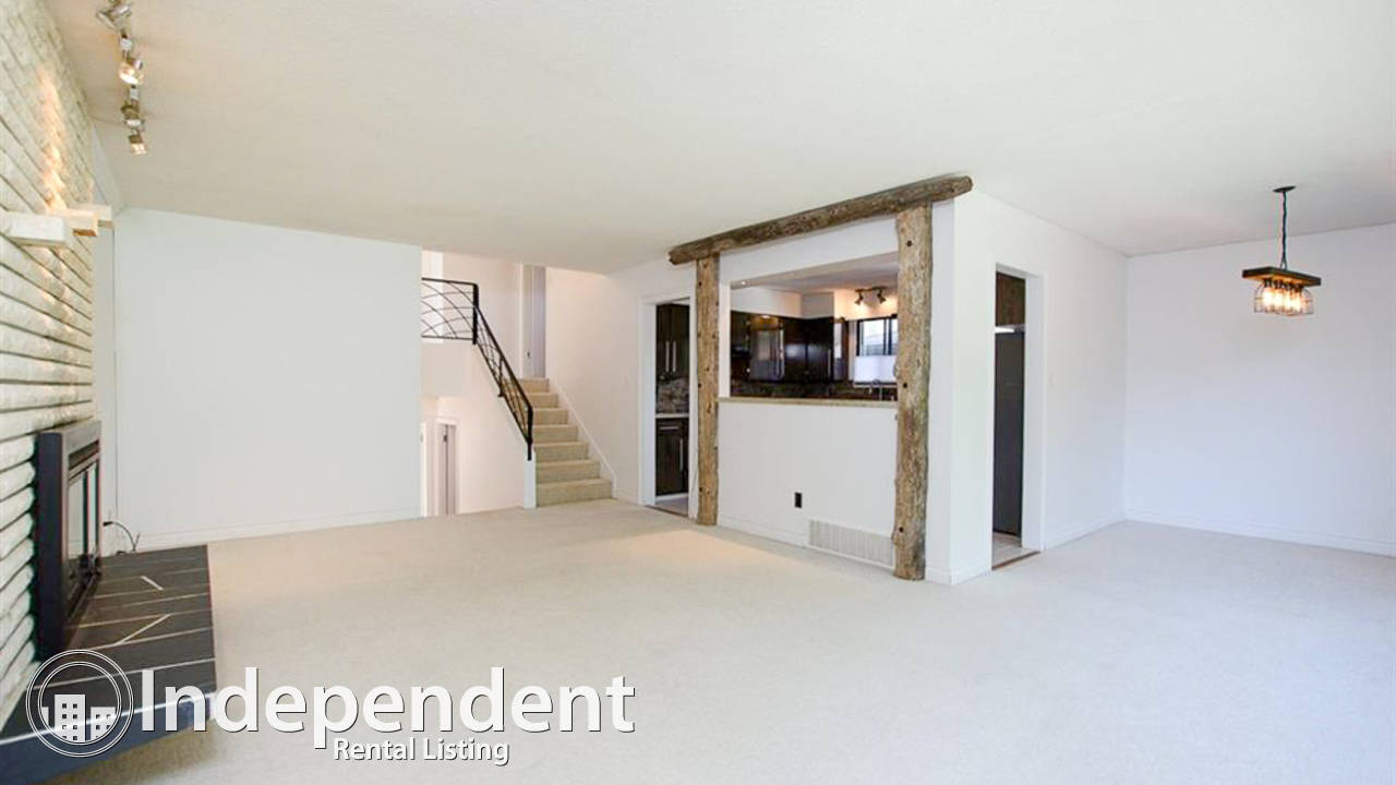4 Bedroom House for Rent in Tsawwassen