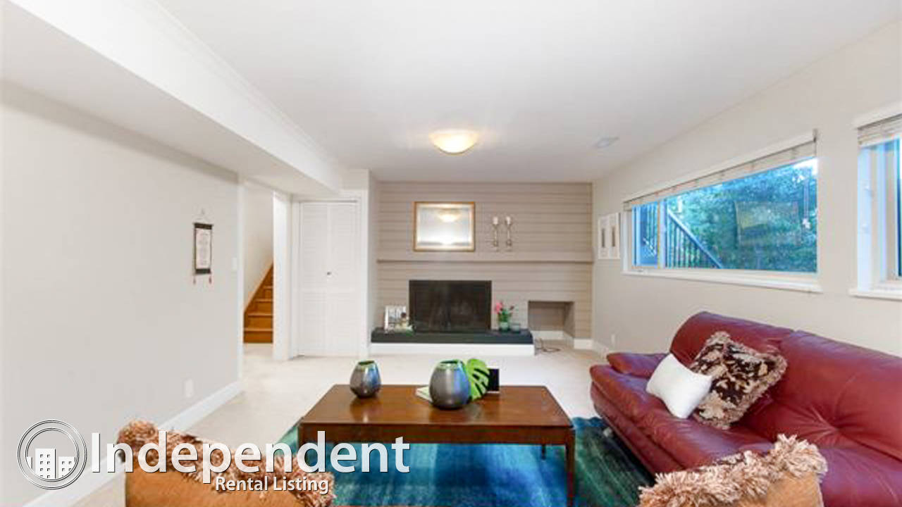 Gorgeous 4 Bedroom House for Rent in Caulfeild