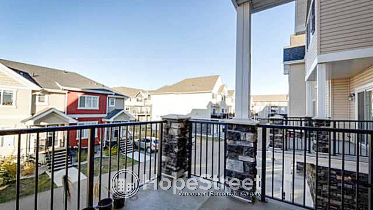 3 Bedroom Townhouse for Rent in South Terwillegar