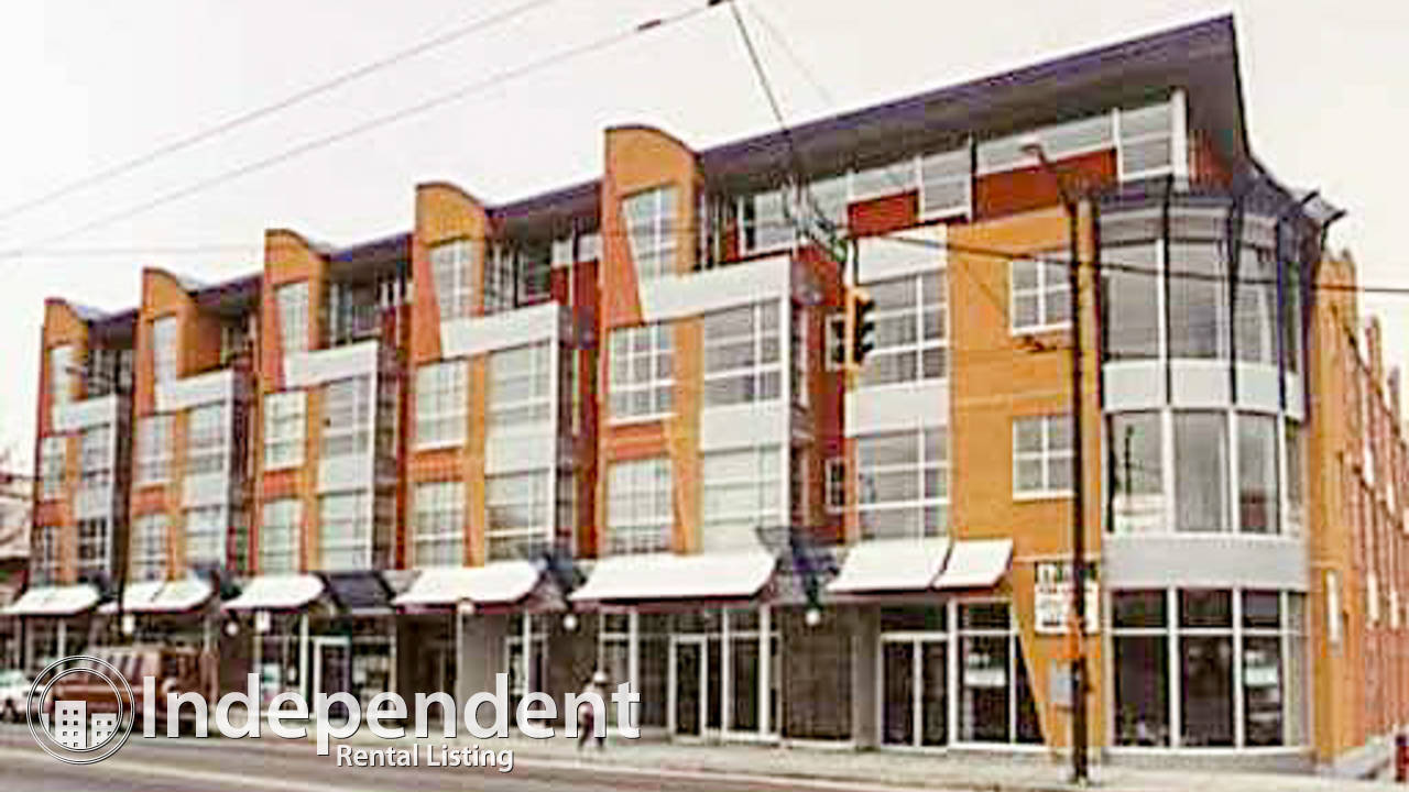 2 Bedroom Condo for Rent in East Vancouver