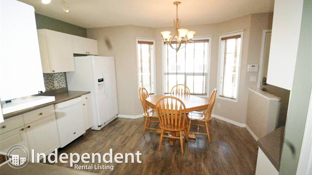 4 Bedroom House for Rent in MacEwan: Pets Negotiable