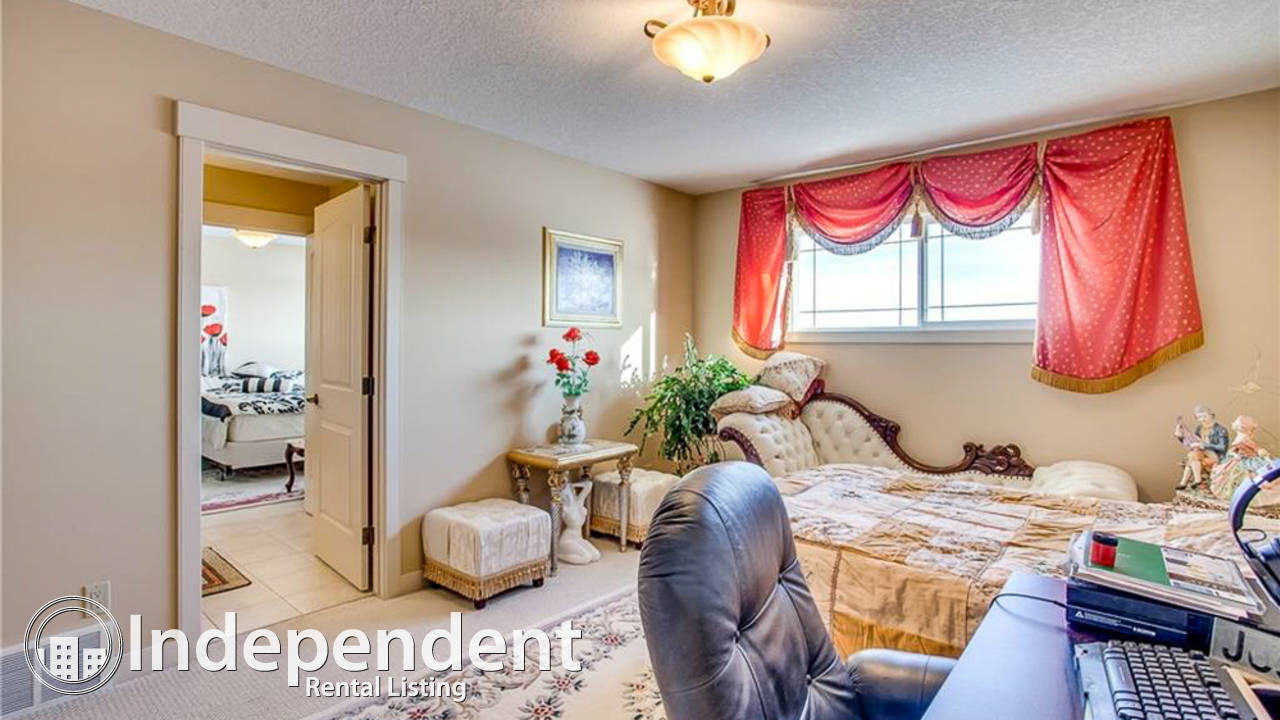 Gorgeous 3 Bedroom House for Rent in Bearspaw