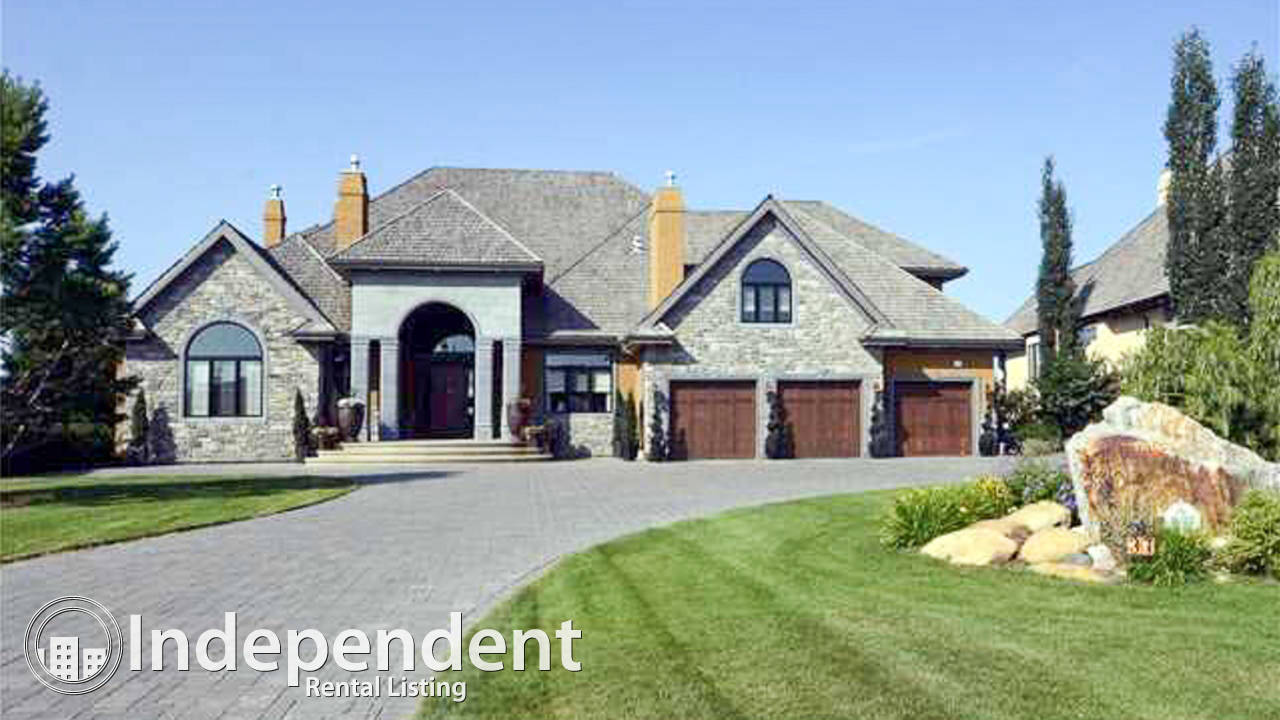 Gorgeous 4 Bedroom House for Rent in Sturgeon County