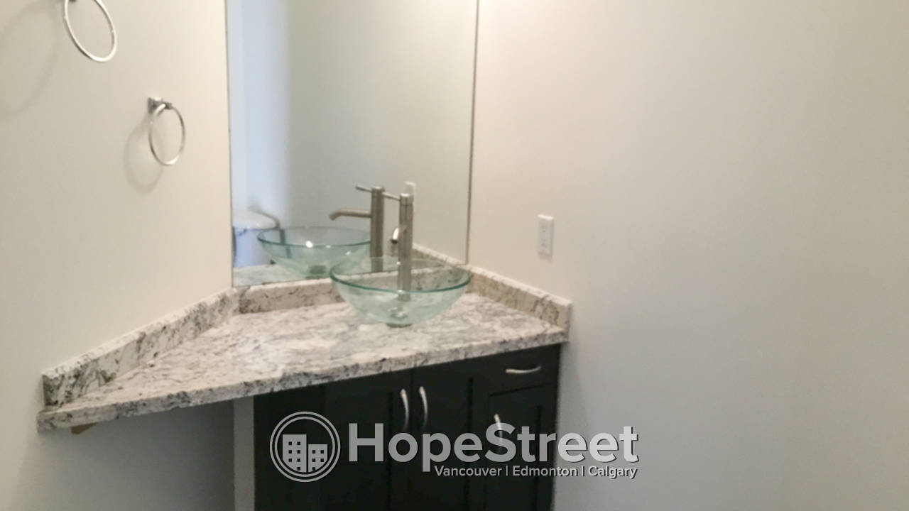 2 BR Condo for Rent in Glenora: Pet Negotiable/ UNDGR. PARKING