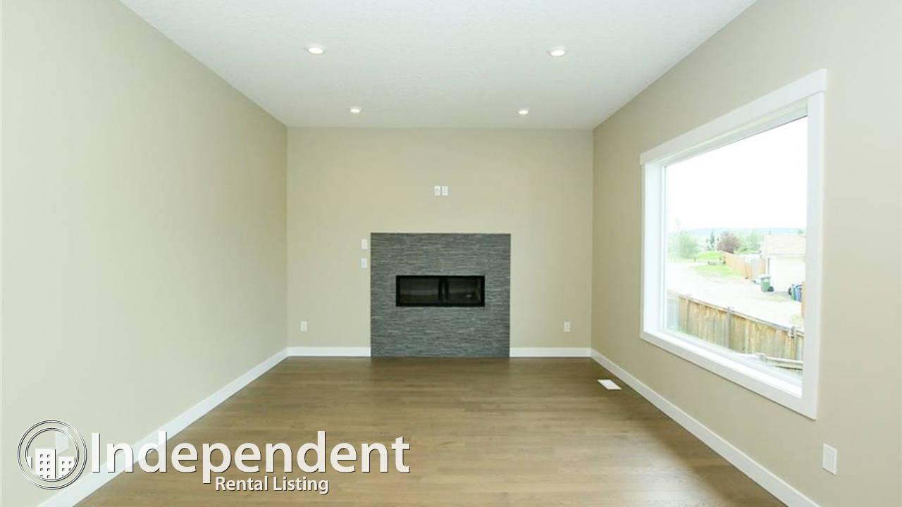 Brand New 3 Bedroom Duplex for Rent in Cochrane