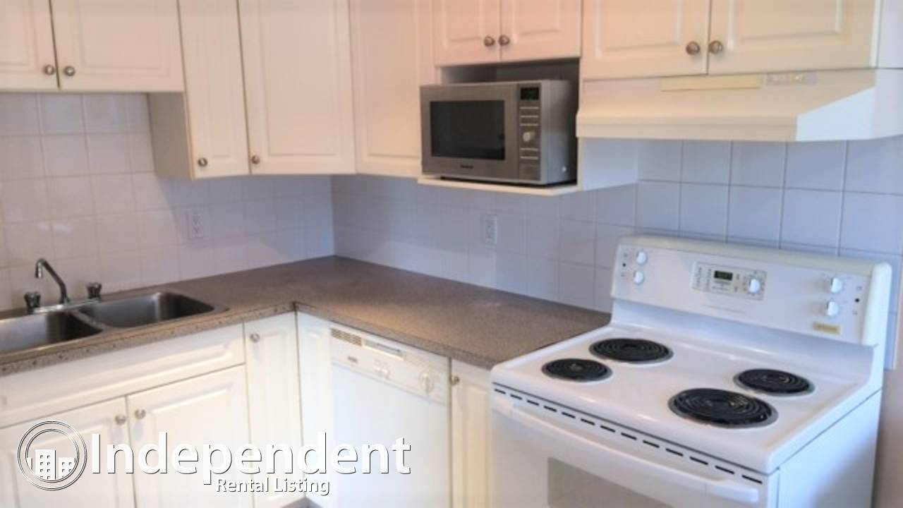 2 Bedroom Condo for Rent in Lower Mount Royal: Pet Friendly