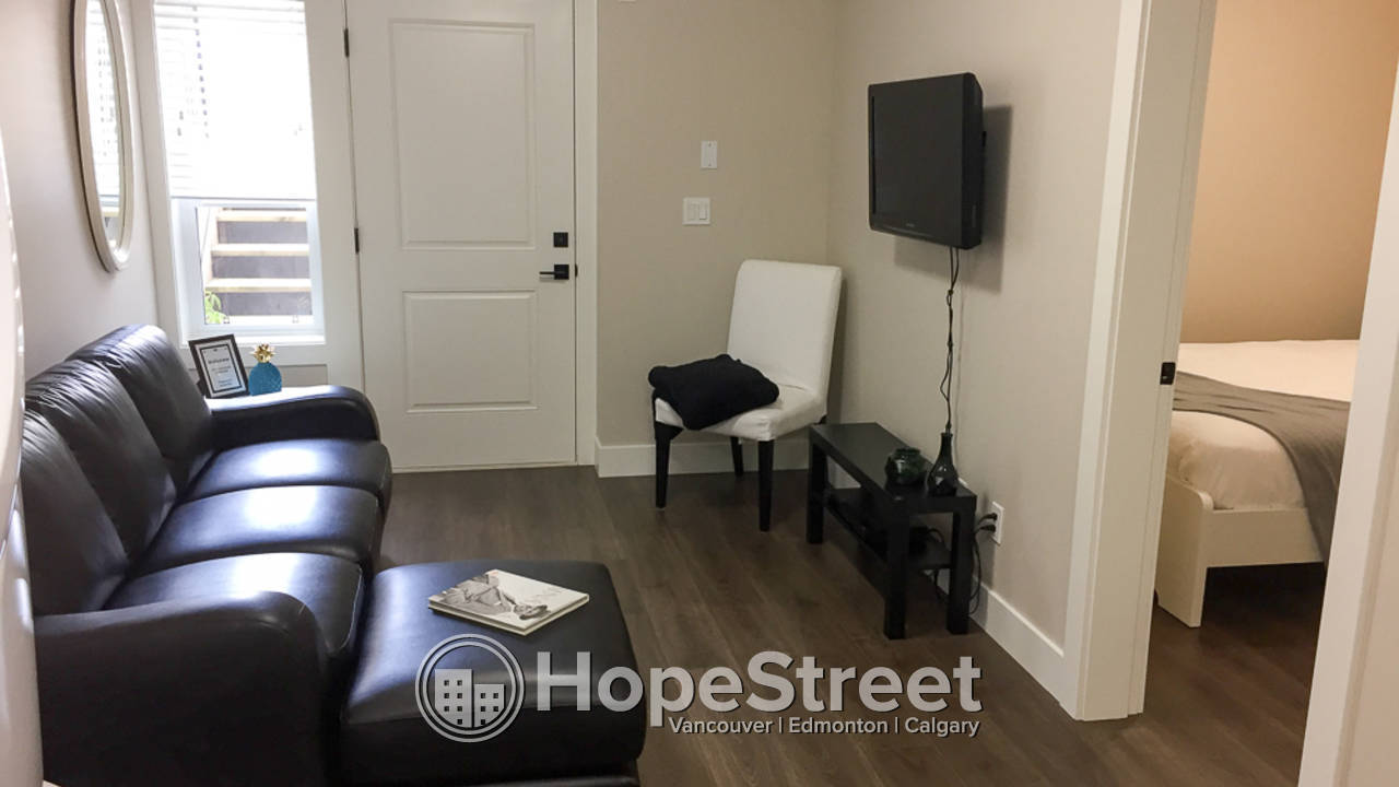 2 Bedroom Basement Suite for Rent in Vancouver Heights