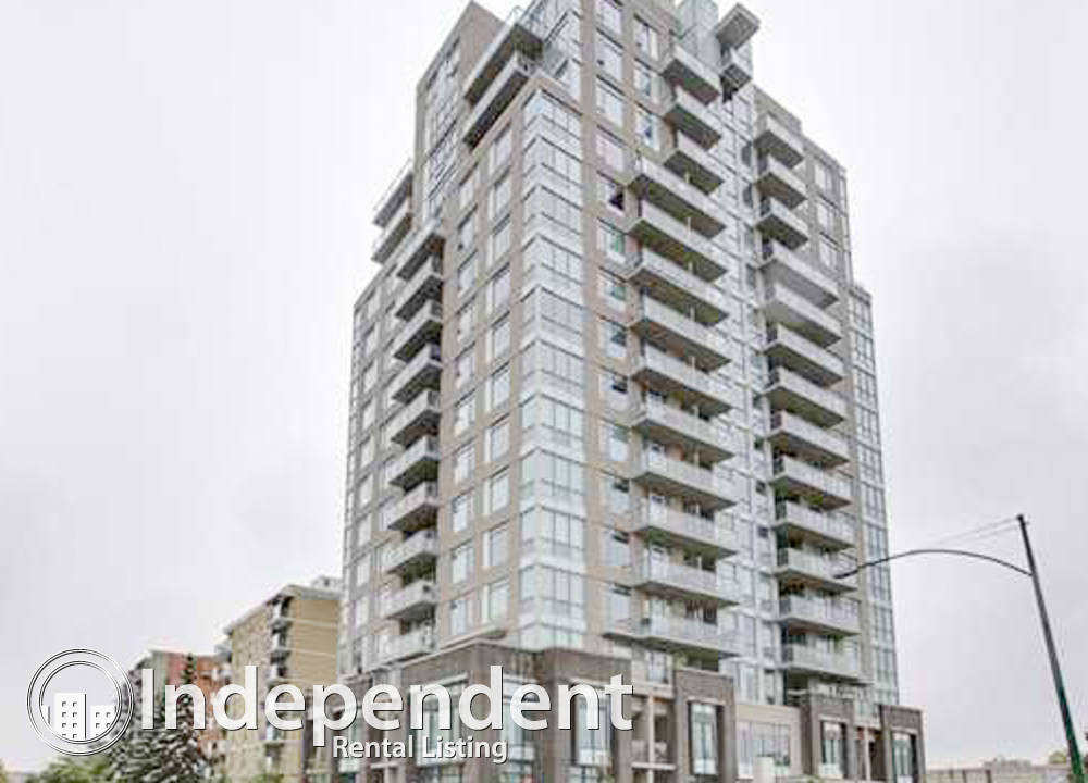 1606 - 1500 7 Street SW, Calgary, AB - $1,300 CAD/ month