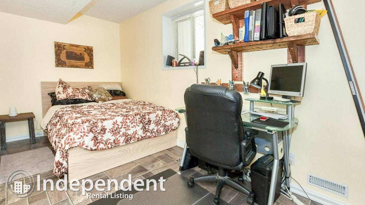 1 Bedroom Basement Suite for Rent in Beddington