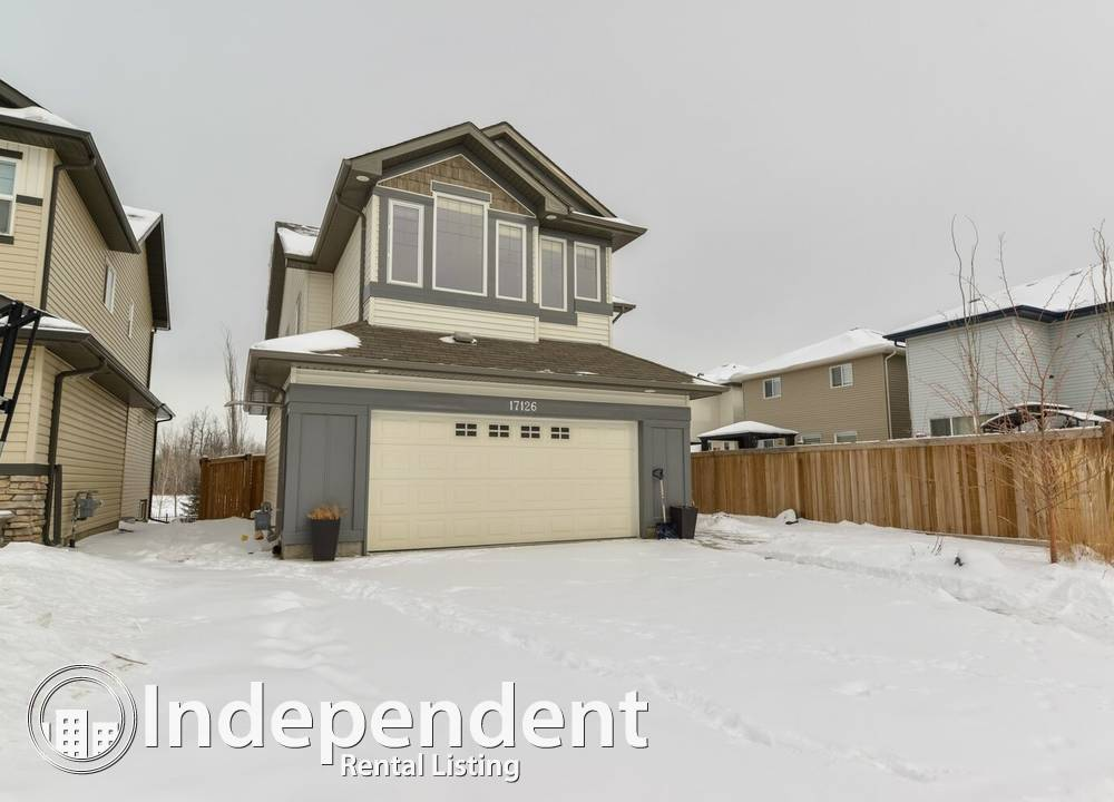 17126 6B Avenue SW, Edmonton, AB - $2,600