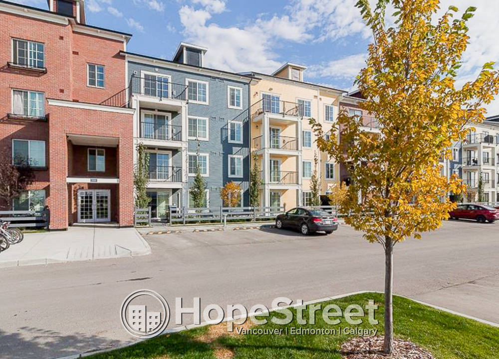 4211 - 99 Copperstone Park SE, Calgary, AB - $1,300 CAD/ month