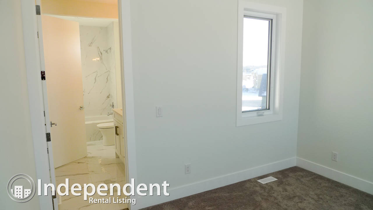 Georgeous 5 Bedroom House for Rent in Bearspaw