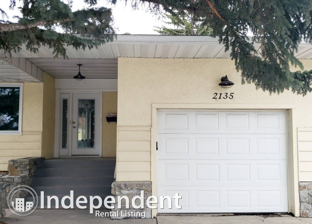 2135 Halifax Crescent NW, Calgary, AB - $2,100