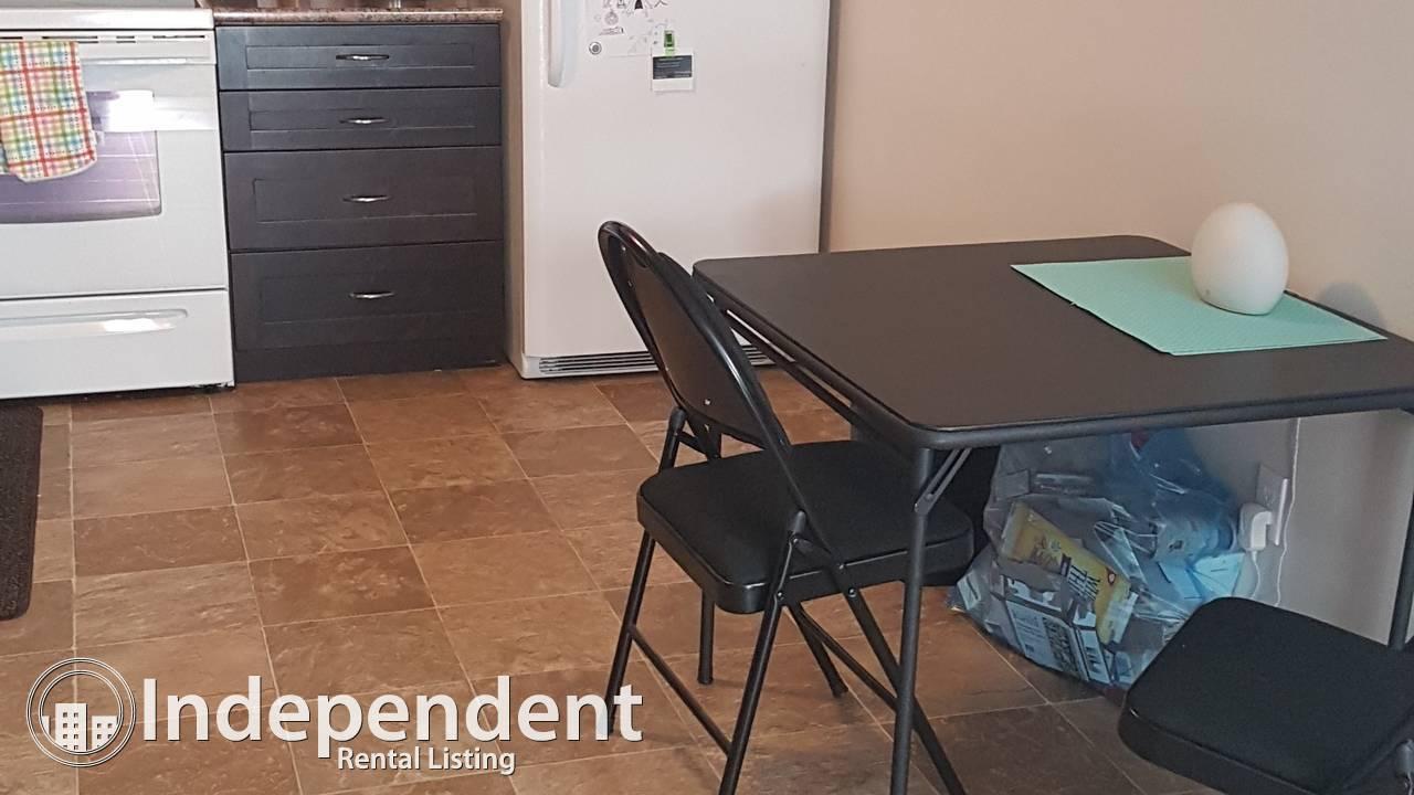 1 Bdrm Basement for Rent in Duggan