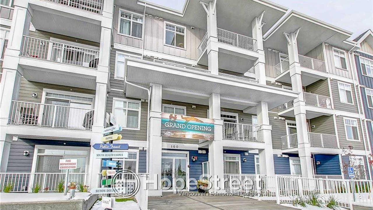Brand New 1 Bedroom + Den Condo for Rent in Auburn Bay