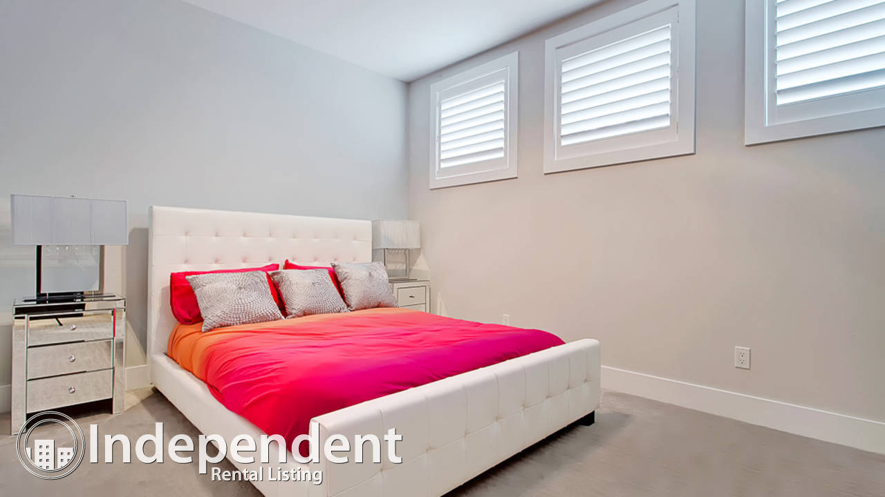 Gorgeous 4 Bedroom House for Rent in Altadore