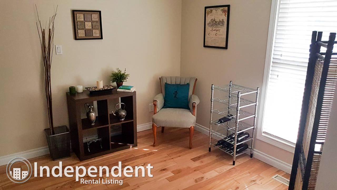 2 Bedroom + DEN Townhouse for Rent in Skyrattler: Pet Friendly