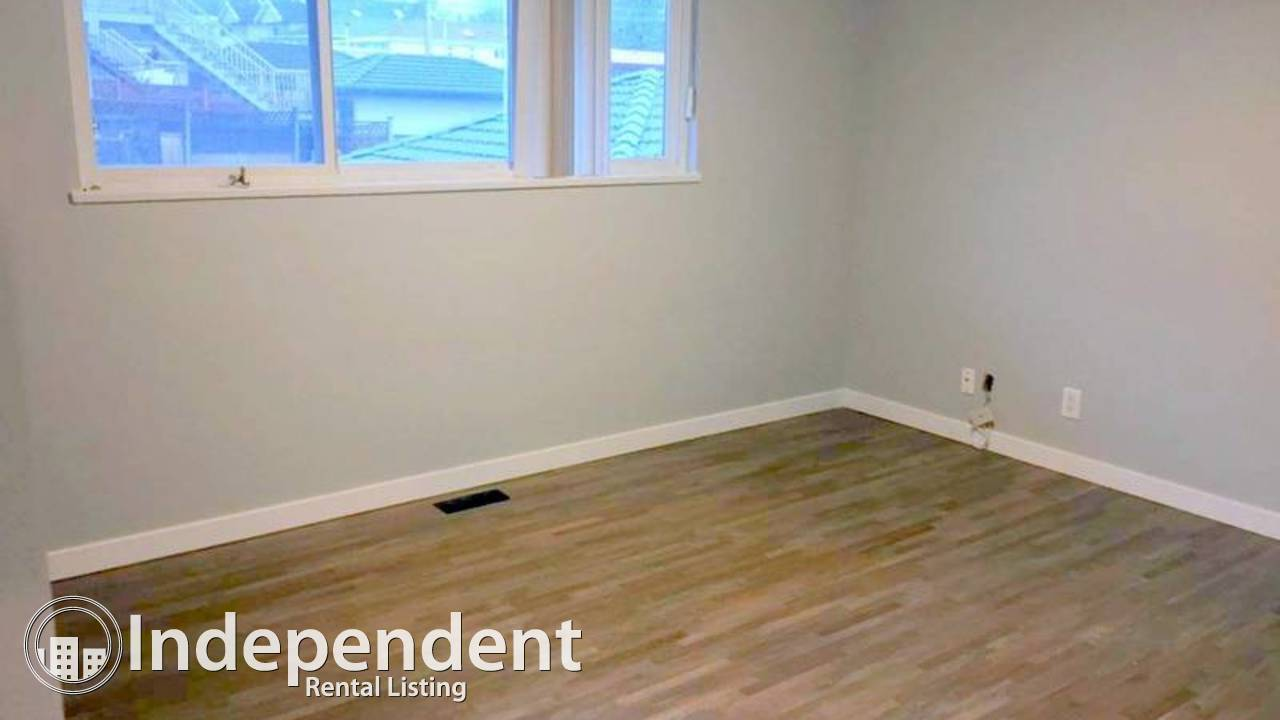 NEWLY RENOVATED 2 Bedroom Suite - Top Floor of a Fourplex
