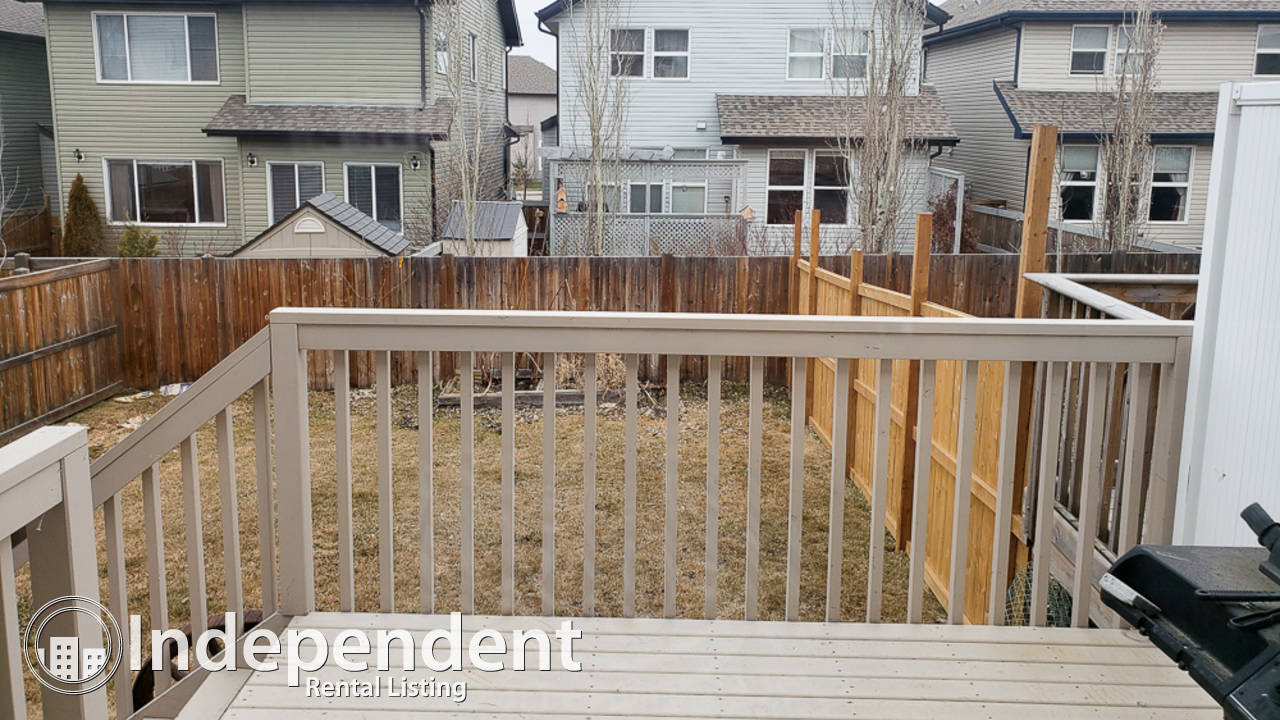 2 Bedroom Duplex for Rent in Sherwood Park