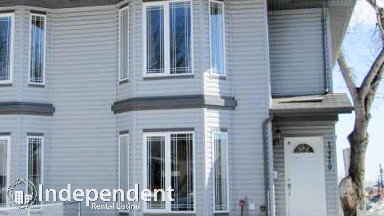 3 Bedroom Duplex for Rent in Elmwood Park