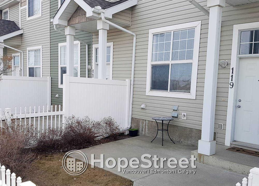 119 - 2051 Towne Centre Blvd NW, Edmonton, AB - $1,450 CAD/ month