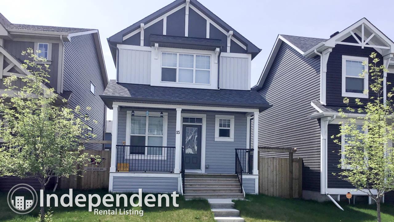 3 Bedroom Home for Rent in Auburn Bay!
