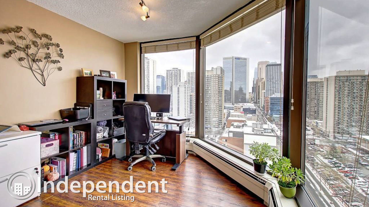 2 Bedroom Condo West Downtown