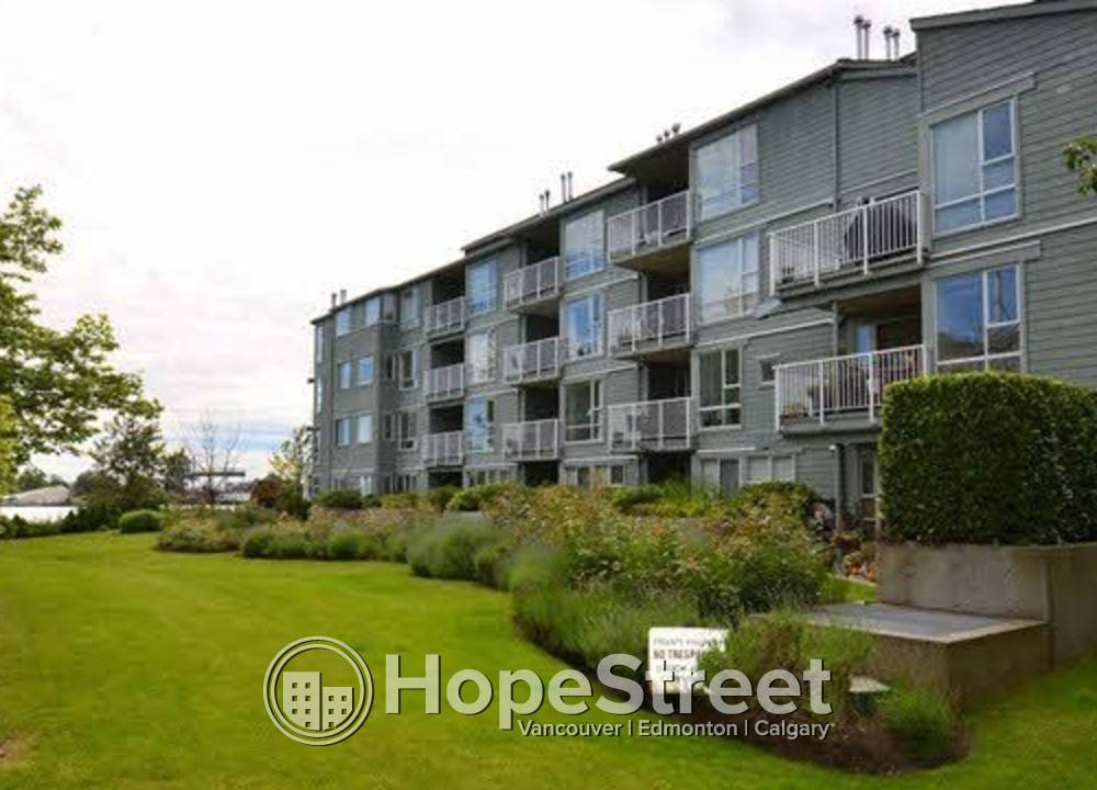 402 - 2080 East Kent South Avenue South, Vancouver, BC - $2,275