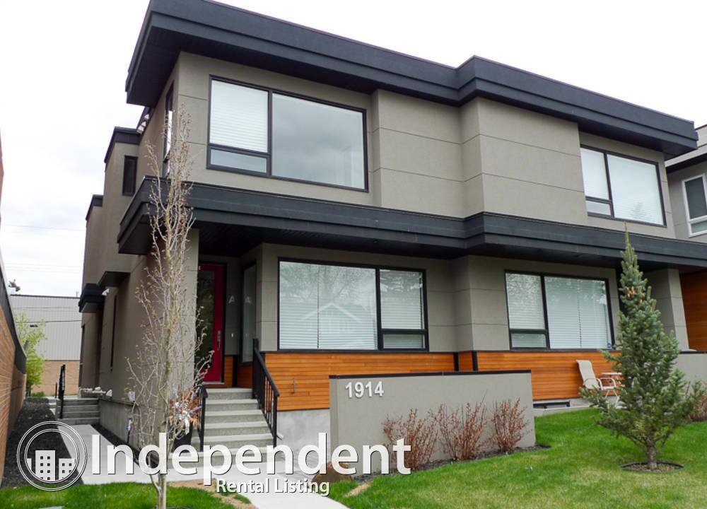 1 - 1914 25A SW, Calgary, AB - $2,300
