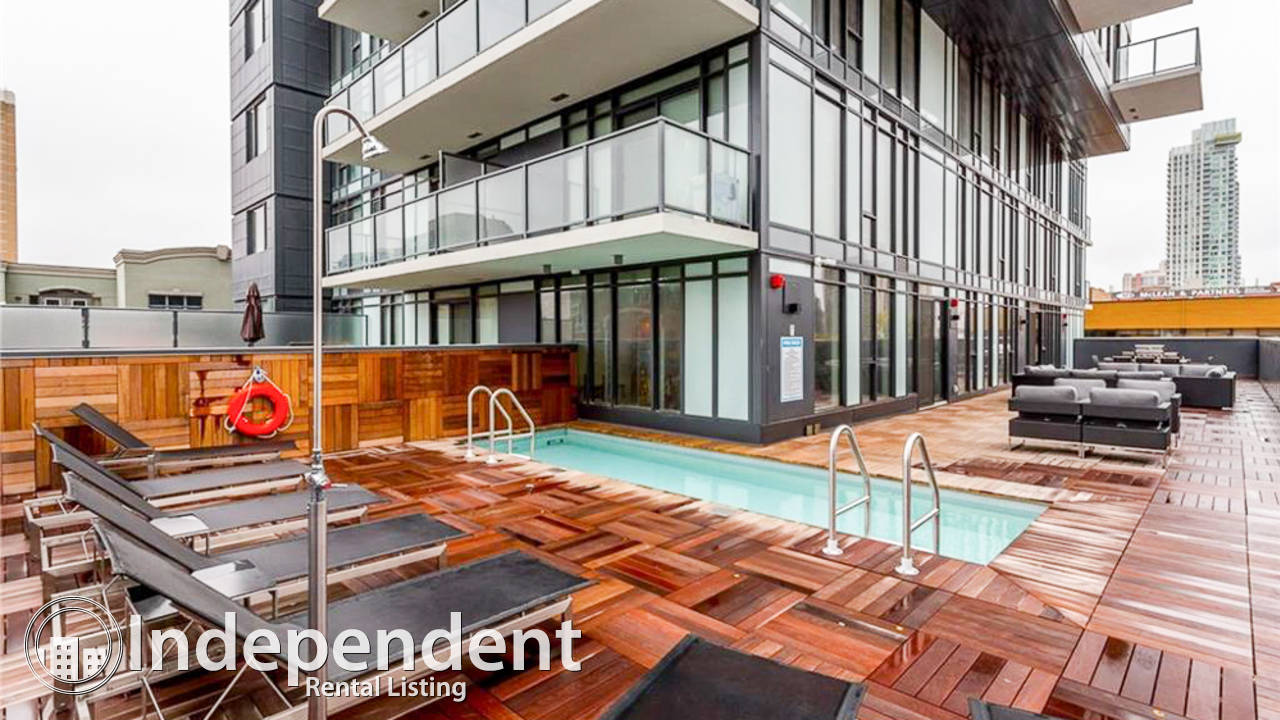 1 Bedroom Condo for Rent in Connaught