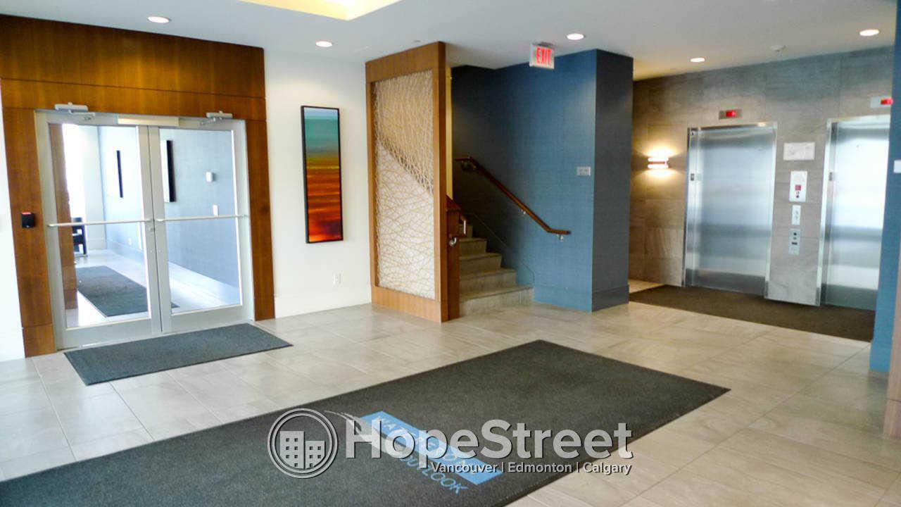 2 BR - Modern Condo for Rent - Downtown Waterfront w/ Underground Parking