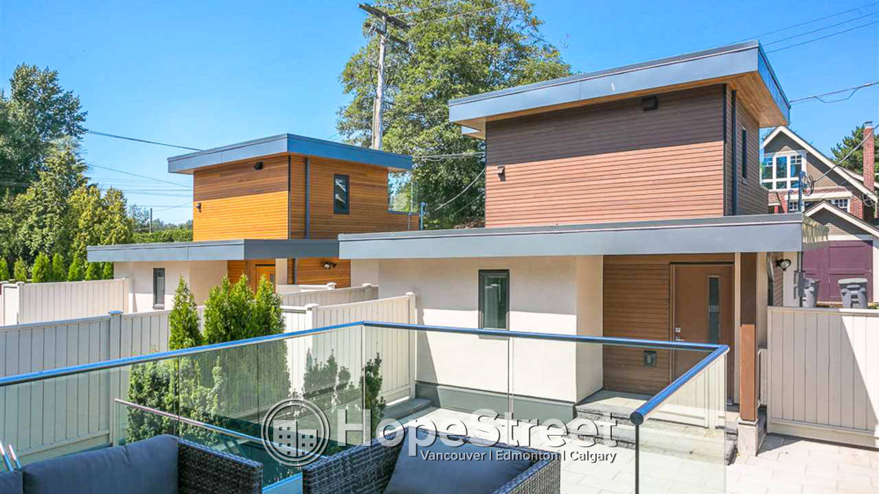 1 Bedroom Contemporary Laneway House for rent in Point Grey