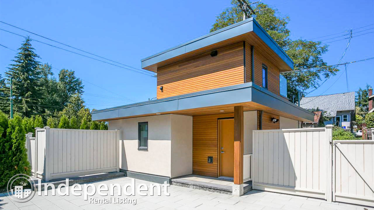 5 Bedroom Modern House for Rent in Point Grey
