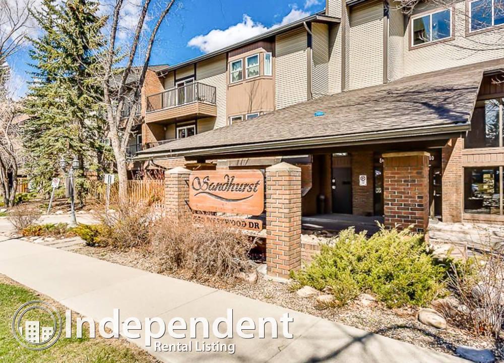 323 - 550 Westwood SW, Calgary, AB - $1,550