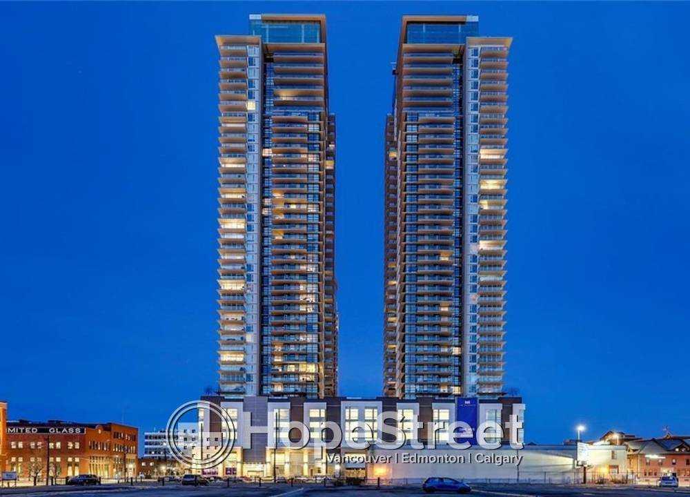 3302 - 1188 3 Street SE, Calgary, AB - $1,850 CAD/ month