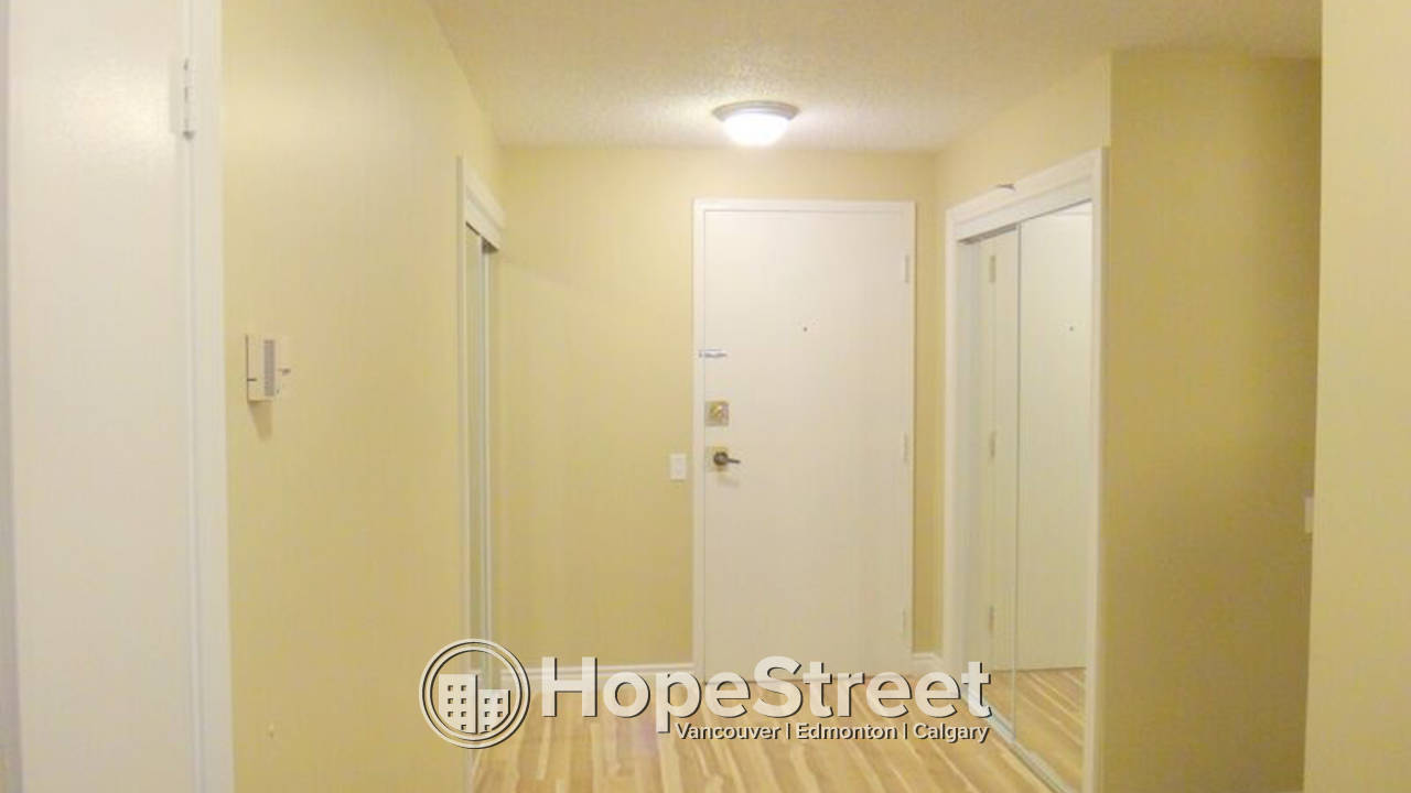1 Bedroom Condo for Rent Downtown: 50% off First Month Rent